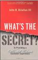 What's the Secret