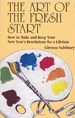 The Art of The Fresh Start