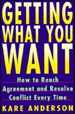 Getting What You Want