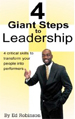 4 Giant Steps to Leadership