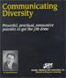 Communicating Diversity