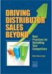 Driving Distributor Sales Beyond