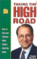 Taking The High Road: How To Succeed Ethically