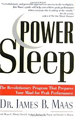 Power Sleep : The Revolutionary Program