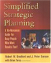 Simplified Strategic Planning: A No-Nonsense Guild
