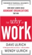 The Why of Work - Dave Ulrich