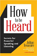 How to be Heard -Julian Treasure