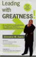 Leading with Greatness! - Dr. Jermaine Davis