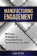 Manufacturing Engagement - Lisa Ryan