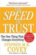 The SPEED of Trust - Stephen Covey