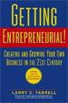 Getting Entrepreneurial! - Larry Farrell