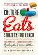 Culture Eats Strategy for Lunch - Curt Coffman