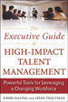 The Executive Guide to High-Impact Talent Manageme