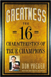 Greatness - Don Yaeger