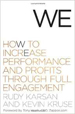 Kevin Kruse-We: How to Increase Performance and Profits through Full Engagement