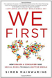 We First - Simon Mainwaring