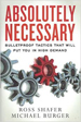 Absolutely Necessary - Ross Shafer