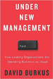 Under New Management - David Burkus