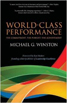 World-Class Performance - Michael Winston