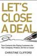 Lets Close A Deal - Christine Clifford