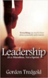 Leadership - Gordon Tredgold