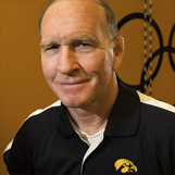 Coach Dan Gable