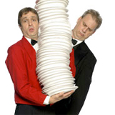 Magical Comedy Waiters