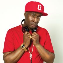 Grandmaster Flash, hip hop pioneer, innovation speaker