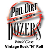 Phil Dirt and the dozers