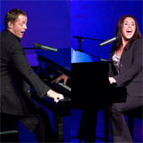 Michael and Amy- Dueling Pianos
