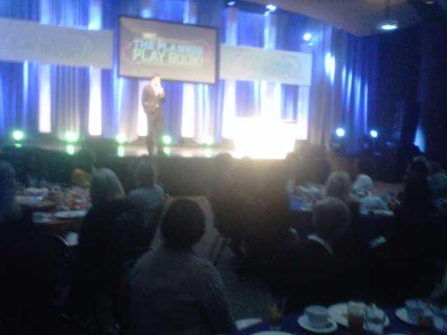 Inspiring Business Speaker Bill Rancic Leaves Lasting