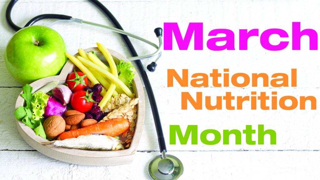 nutrition month celebration