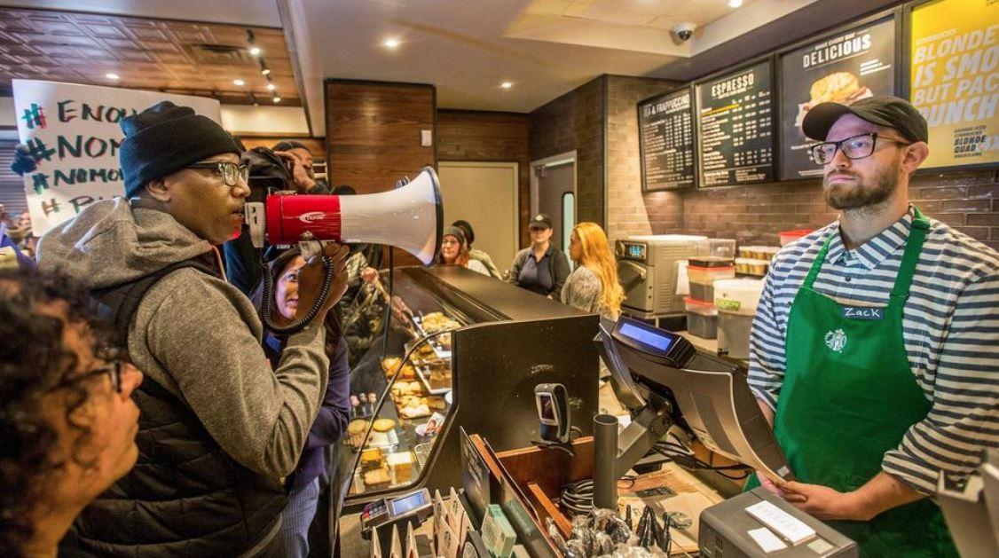 Starbucks Racial Bias