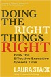 Doing the Right Things Right - Laura Stack
