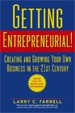 Getting Entrepreneurial! - Larry Farrell