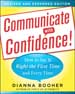 Communicate with Confidence