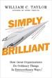 Simply Brilliant-Bill Taylor