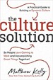 The Culture Solution - Matthew Kelly