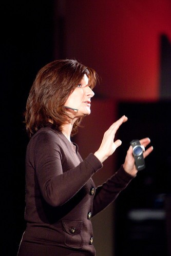 Cheryl Cran - TEDx Vancouver - EA Sports - Burnaby, BC