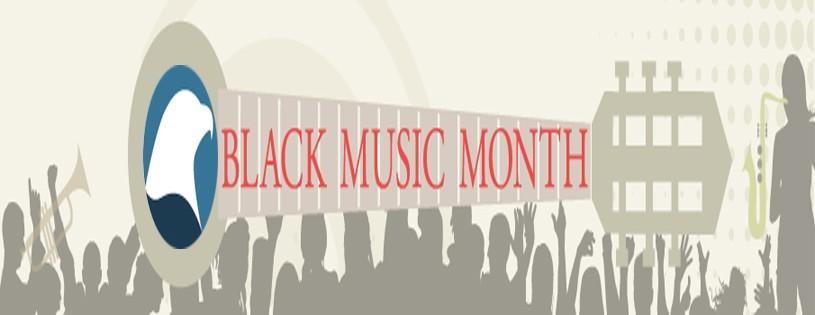Black music month image