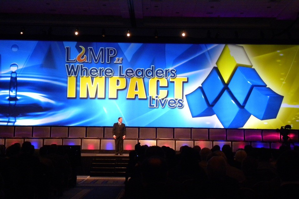 2011 GAMA (LAMP) Conference: Where Leaders Impact Lives