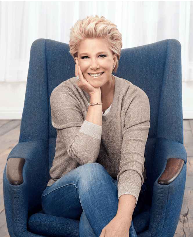 Joan Lunden's Inspiring Journey