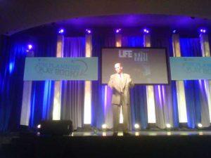 Steve Ford Keynote Speaker at GaMPI 2011