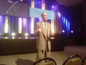 Steve Ford opening speaker at GaMPI