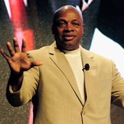 Youth Issues Speaker Coach Ken Carter