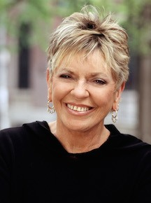 Author Linda Ellerbee