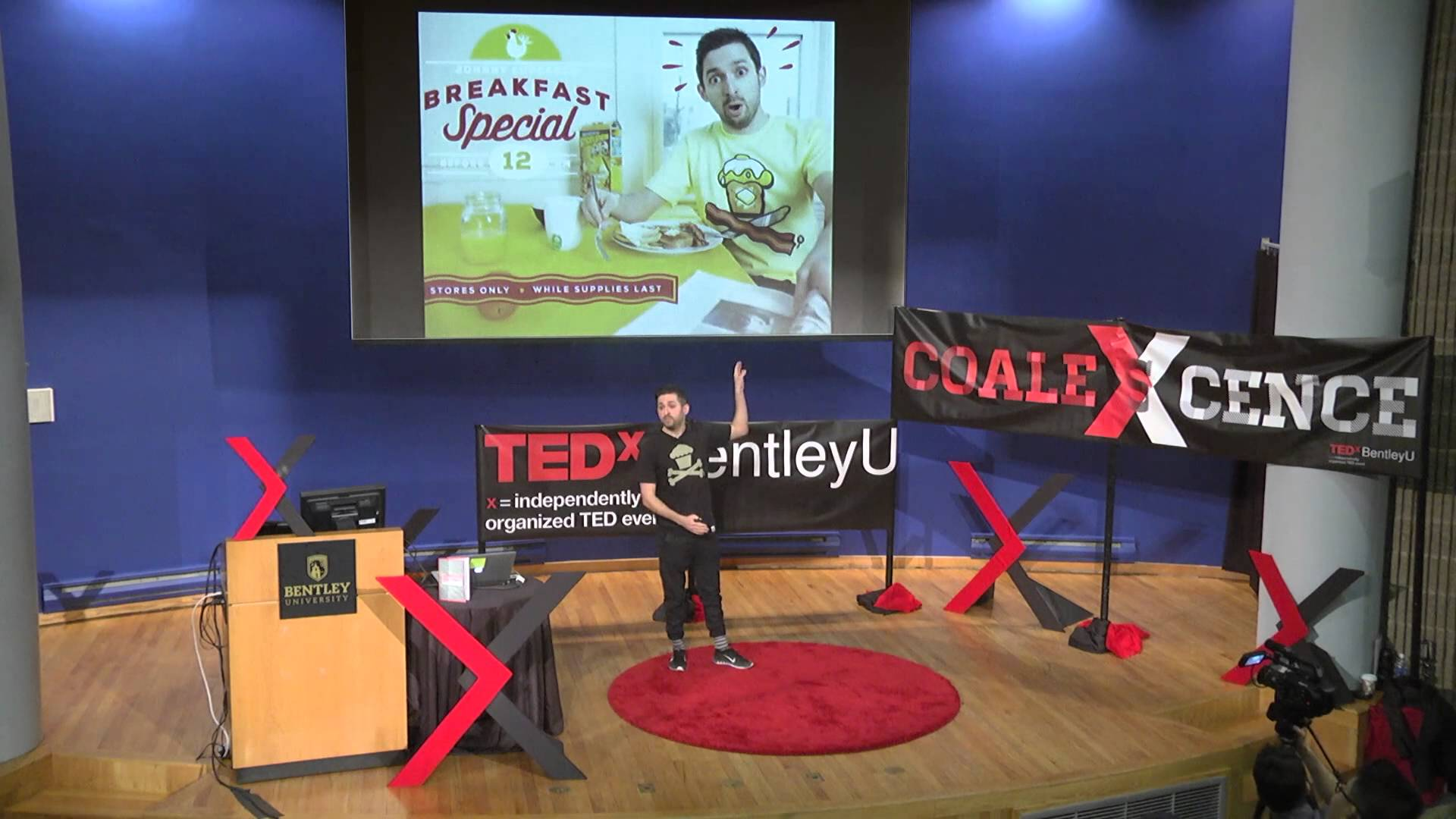 Johnny Cupcakes Earle TEDx