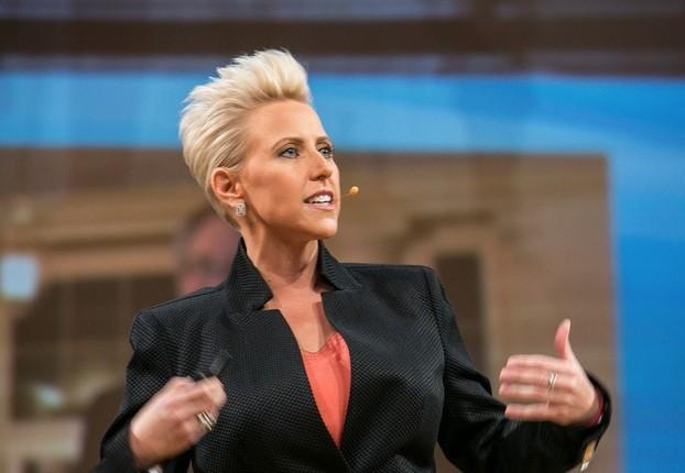 Laura Schwartz, Networking Keynote Speaker