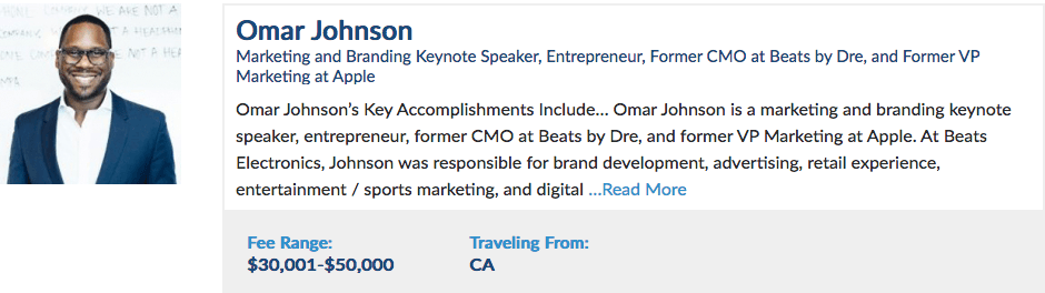 millenniasl keynote speaker