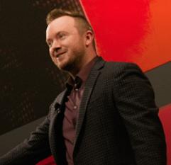 top speakers of 2018 Phil Hansen